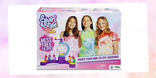 Colorize Your Stuff With Our Swirl & Style Tie Dye Studio GIVEAWAY!