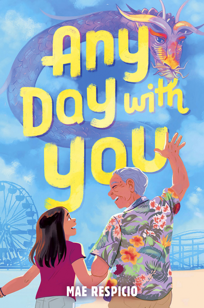 Any Day With You Book Cover