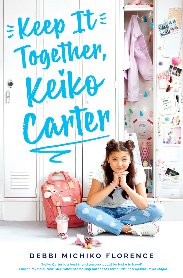 Keep It Together, Keiko Carter Book Cover