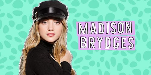 Madison Brydges Opens Up About her Passion for Acting and Spreading Positivity