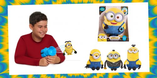 Party Like a Minion With Our Minions: The Rise of Gru GIVEAWAY