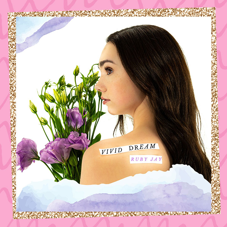 Ruby Jay Vivid Dream Single Cover