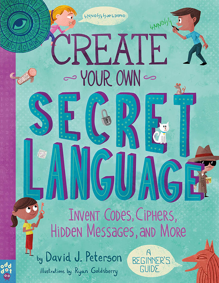 Create Your Own Secret Language Book Cover