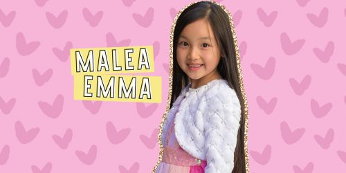 Meet 8 Year Old Singing Sensation, Malea Emma