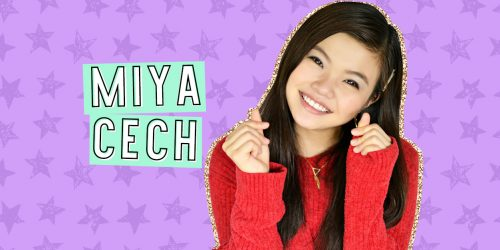 Miya Cech Dishes on The Astronauts and Making a Positive Impact