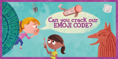 Create Your Own Secret Language: Can You Crack Our Emoji Code?