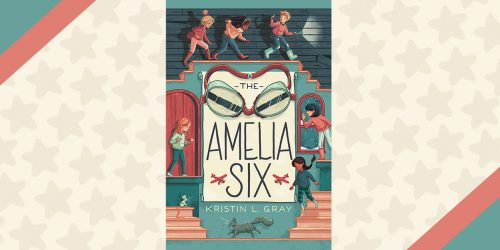 Get to Know the Mystery Solving STEM Heroes of The Amelia Six