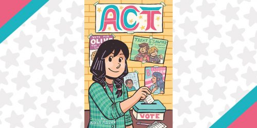 Kayla Miller Shares 5 Fun Facts About ACT + GIVEAWAY!