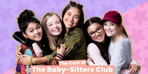 Shimmering Star Spotlight: The Cast of The Baby-Sitters Club