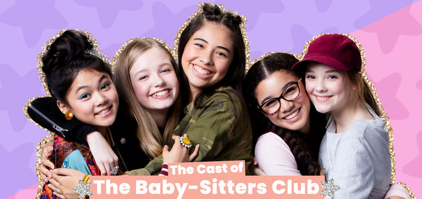 YAYOMG! Shimmering Star - The Baby-Sitters Club