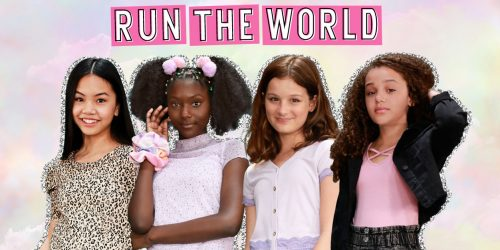 Get to Know Run the World + GIVEAWAY!