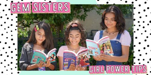 GEM Sisters Share 3 Ways to Celebrate Your Girl Power + GIVEAWAY!