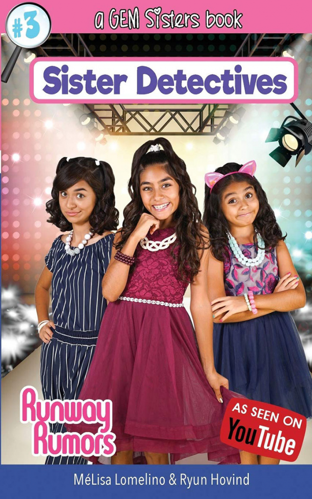 Cover of Sister Detectives: Runway Rumors book