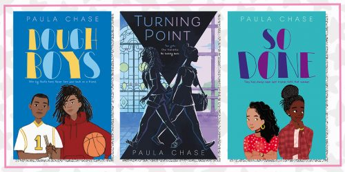 Friendship, Ballet, and Secrets Collide in Turning Point + Black Books Matter GIVEAWAY!
