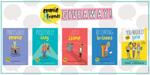 Emmie & Friends You-niquely You GIVEAWAY!