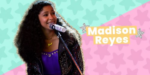 Shimmering Star Spotlight: Madison Reyes