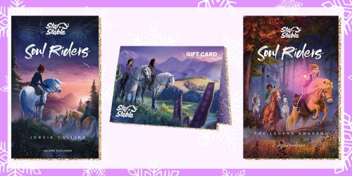Holly Jolly Giveaway: Star Stable Membership & Book Bundle