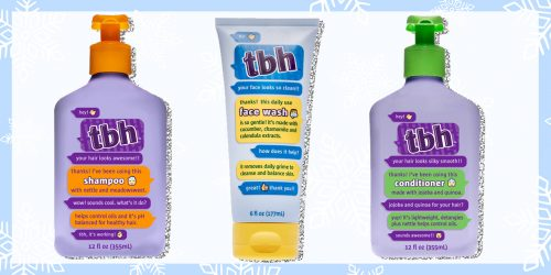 Holly Jolly Giveaway: TBH Kids Holiday Gift Set