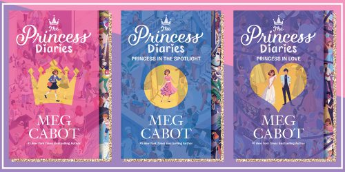 The Princess Diaries Royal Reads GIVEAWAY!