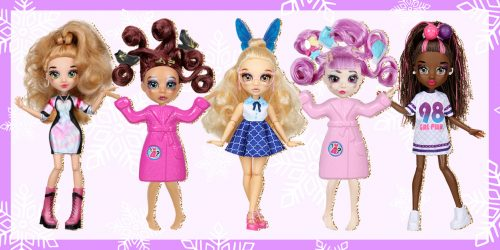 Holly Jolly Giveaway: FailFix Doll Collection