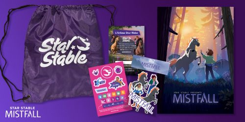 Embark on an Epic Adventure in Star Stable: Mistfall + GIVEAWAY