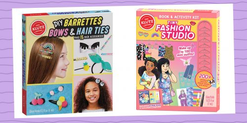 Show Off Your Inner Stylist With These Totally Trendy Klutz Kits + GIVEAWAY!