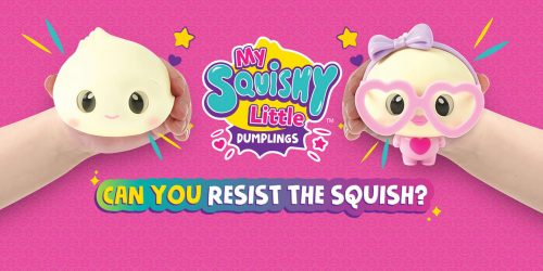 SNEAK PEEK: Can You Resist the Squish of My Squishy Little Dumplings?
