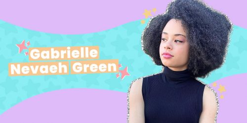 Shimmering Star Spotlight: Gabrielle Nevaeh Green