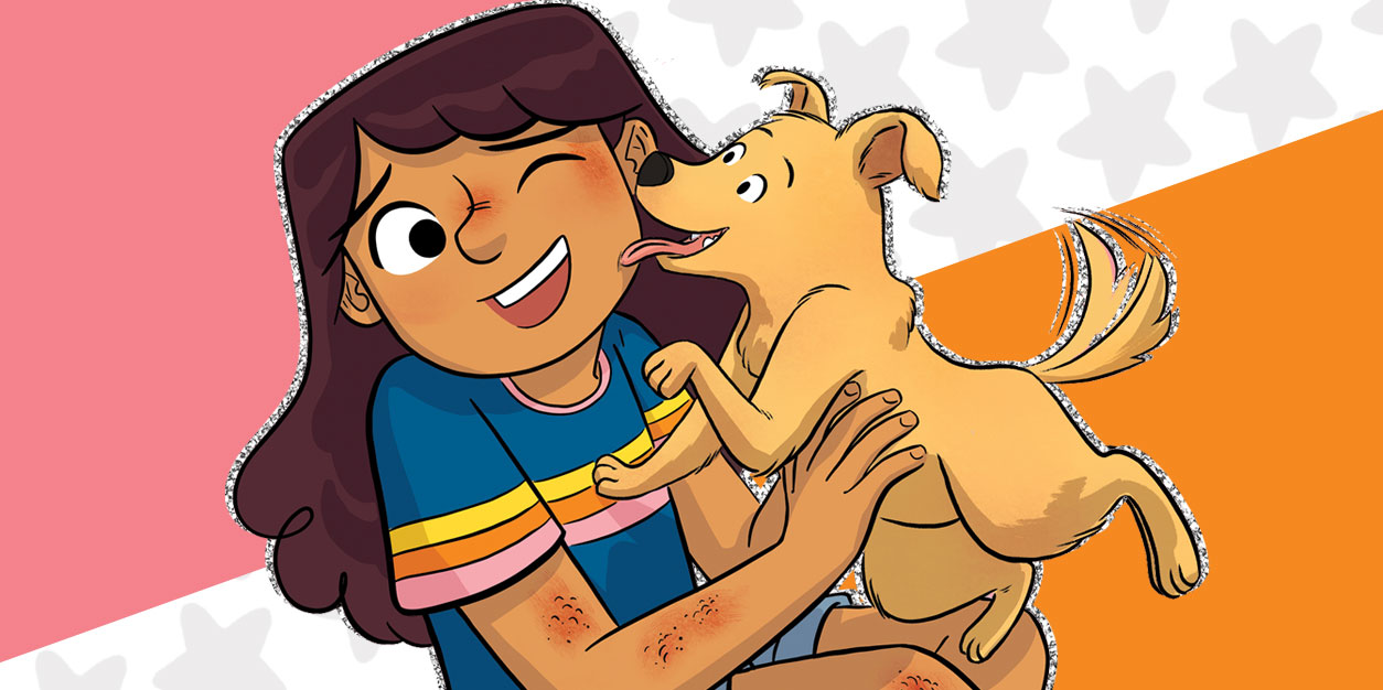 Allergic: EXCLUSIVE Minicomic & 5 Fun Facts About Dogs