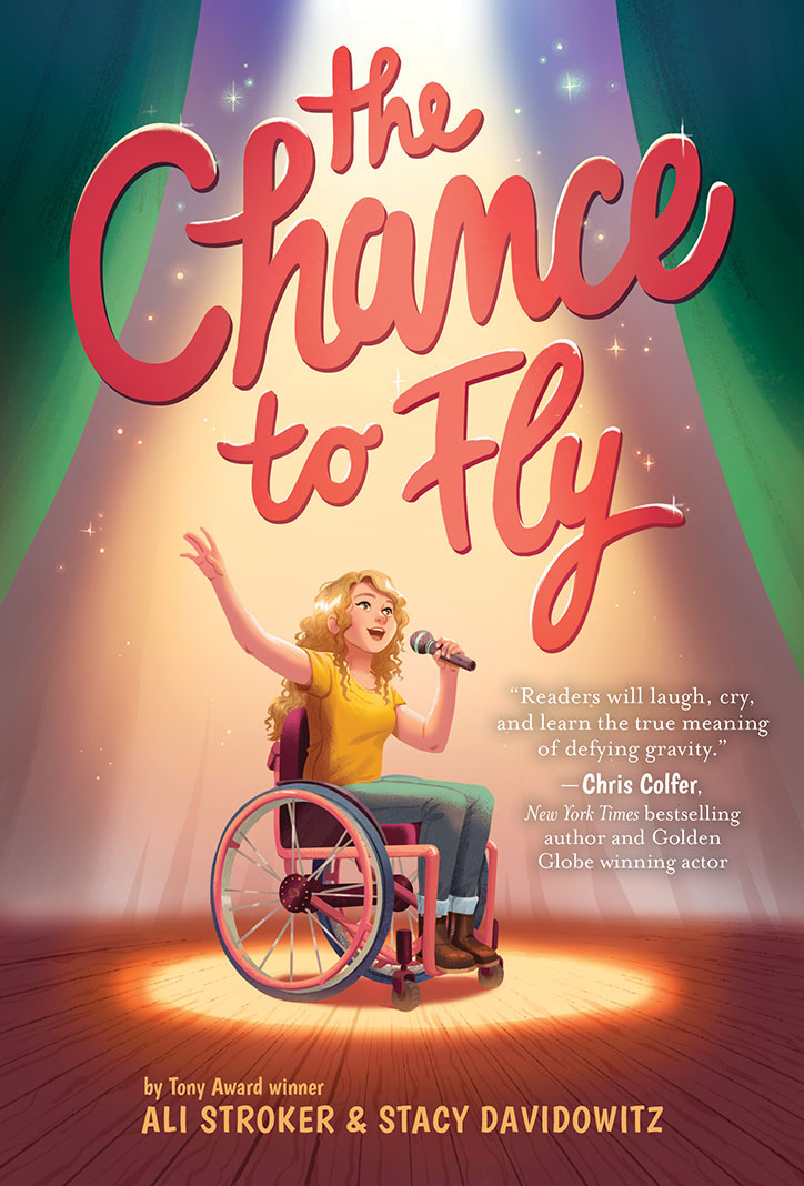 The Chance to Fly Book Cover
