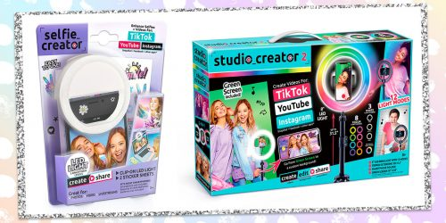 Bring Your Influencer Dreams to Life With the Studio_Creator 2 Video Maker Kit & Selfie_Creator + GIVEAWAY!