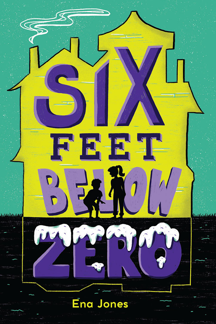 Six Feet Below Zero Book Cover