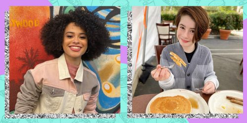 FOODIE FAVS: Your Favorite Stars Sound Off on Tasty Treats & Food-Filled Memories