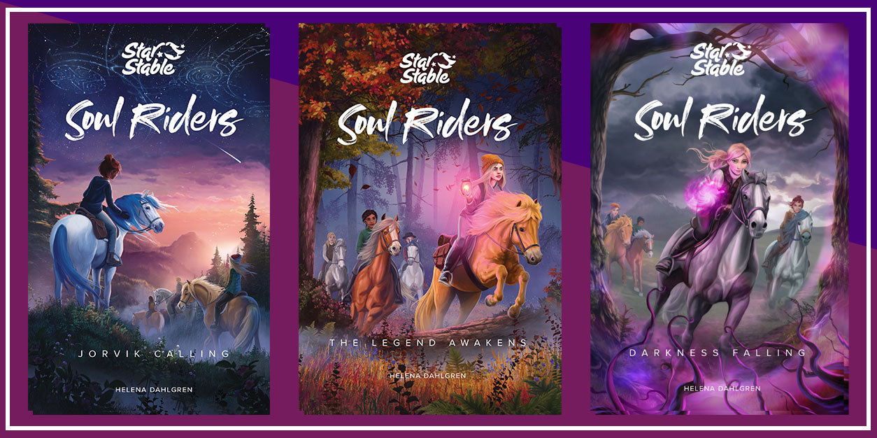 Saddle Up for a Wild Read With Our Star Stable: Soul Riders GIVEAWAY! | YAYOMG!
