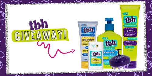 Stress Less and Smile More With This TBH Kids Mood Booster Kit GIVEAWAY!