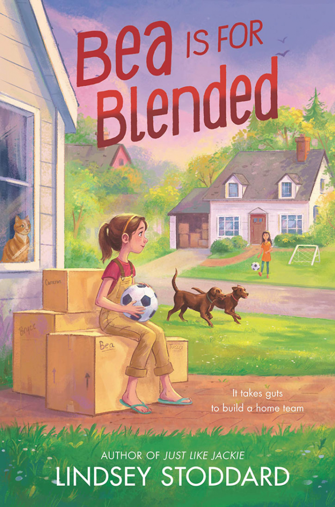 Bea is for Blended Book Cover