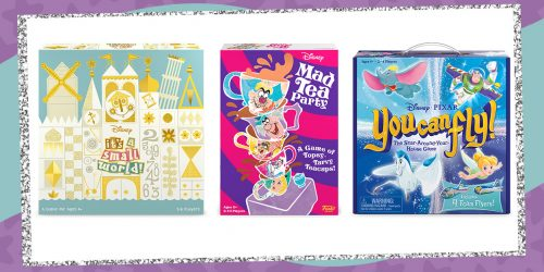 Play Through the Magic of the Disney Parks with These Amazing Games + GIVEAWAY!