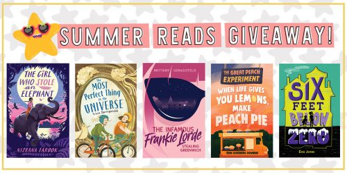 Snag These Reads to Kickstart Your Epic Summer Adventures + GIVEAWAY!