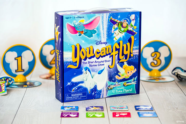 Product Photo of Disney You Can Fly! Game from Funko Games