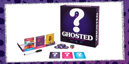 Boo-Dunnit: Meet the Girls of the Spirited New Game, GHOSTED + GIVEAWAY!