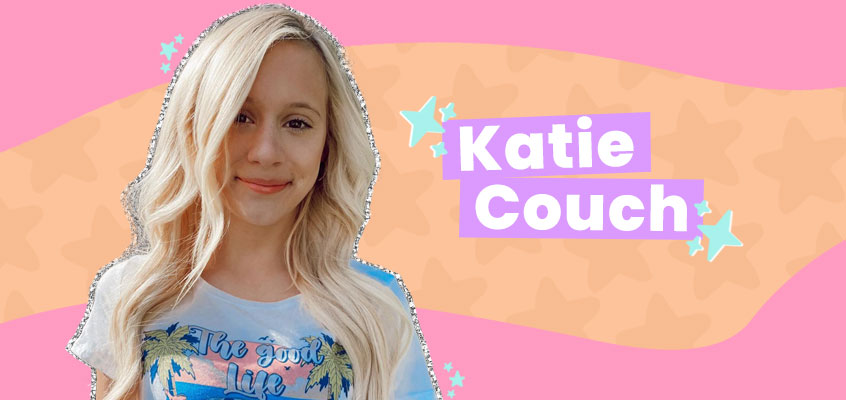 YAYOMG! Shimmering Star - Katie Couch