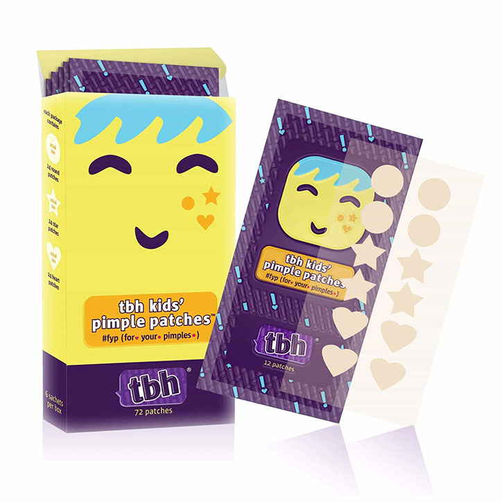 TBH Kids Pimple Patches