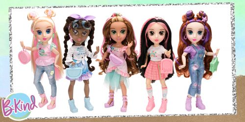 Go Green and Spread Kindness with the B-Kind Dolls + GIVEAWAY!