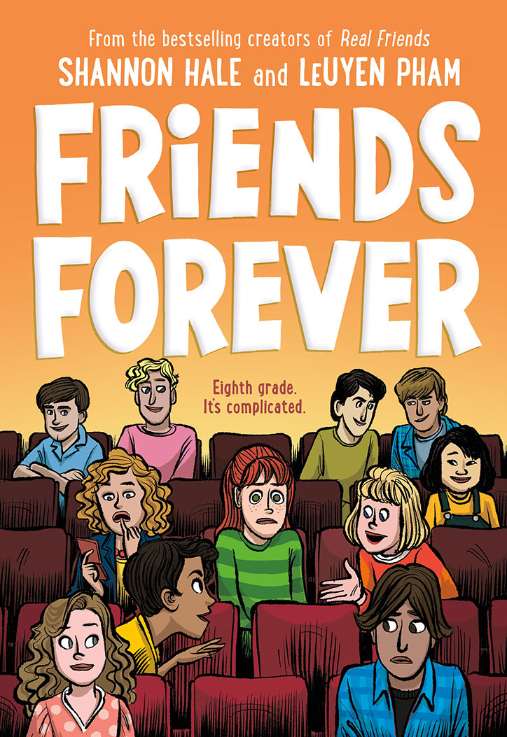Friends Forever book cover