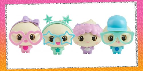Can YOU Resist the Squish?! Meet the My Squishy Little Dumplings + GIVEAWAY!