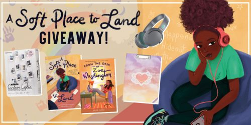 Discover Secret Hideouts and Mysterious Friendships in A Soft Place to Land + GIVEAWAY!