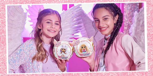 Fashion and Friendship Rule at Angel High + GIVEAWAY!