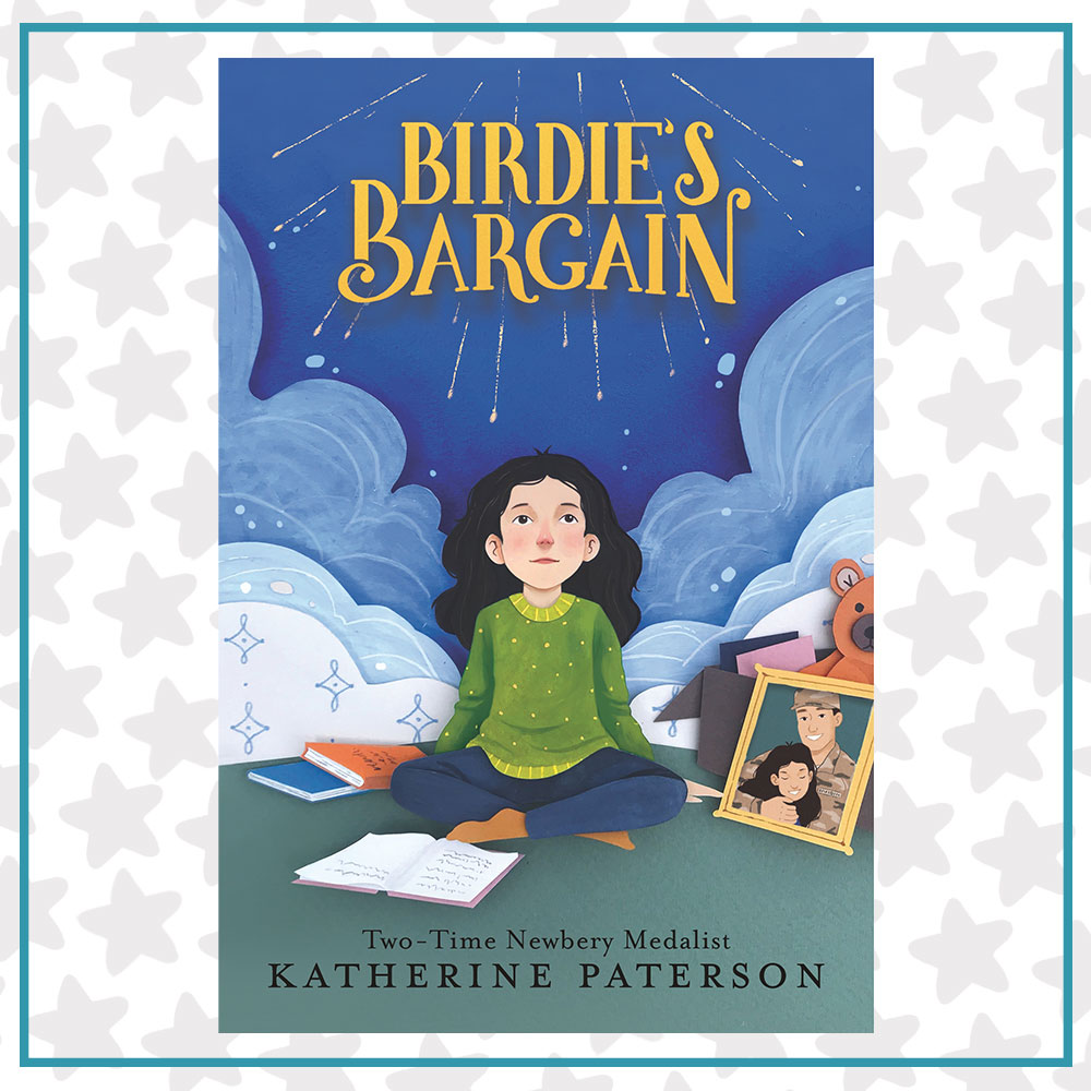 Book cover for Birdie's Bargain by Katherine Paterson