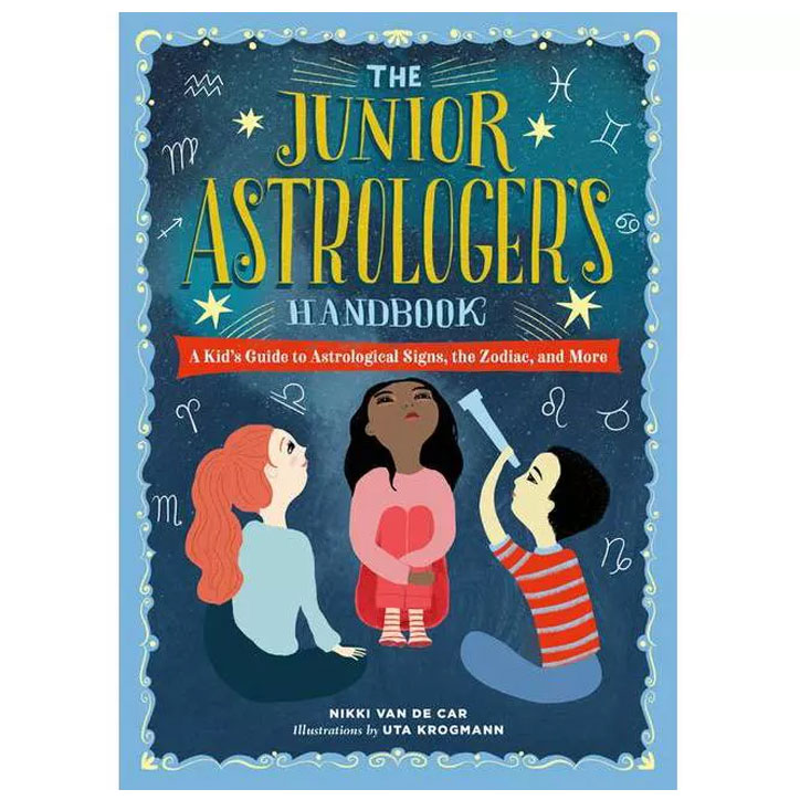 Book Cover for The Junior Astrologer's Handbook
