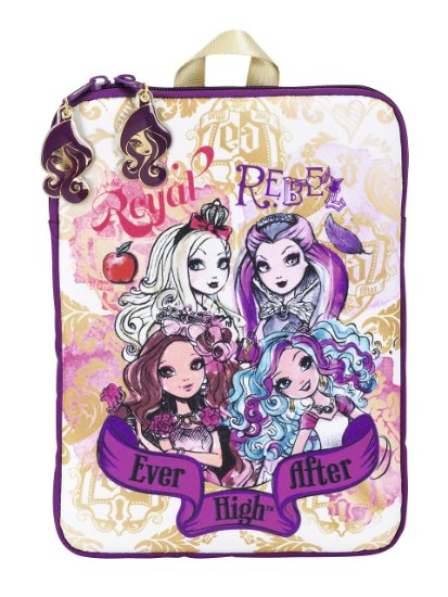 Ever After High iPad Sleeve